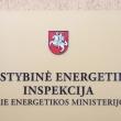 valstybines energetikos inspekcijos vadovas a masiulis