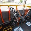 vilniuje autobusai dviratininkams