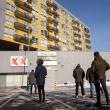 Vilniuje skilo daugiabučio namo siena, evakuoti gyventojai