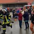 Vokietijoje automobilis rėžėsi į karnavalo eiseną, sužeisti žmonės