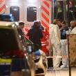 Vokietijoje, netoli Frankfurto, nušauti aštuoni žmonės
