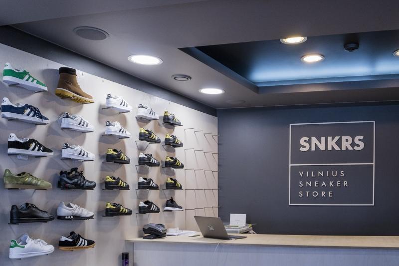 sale retailer 996e1 0ab9d Kedai, UAB. SNKRS Vilnius Sneaker Store. Contacts, map ...