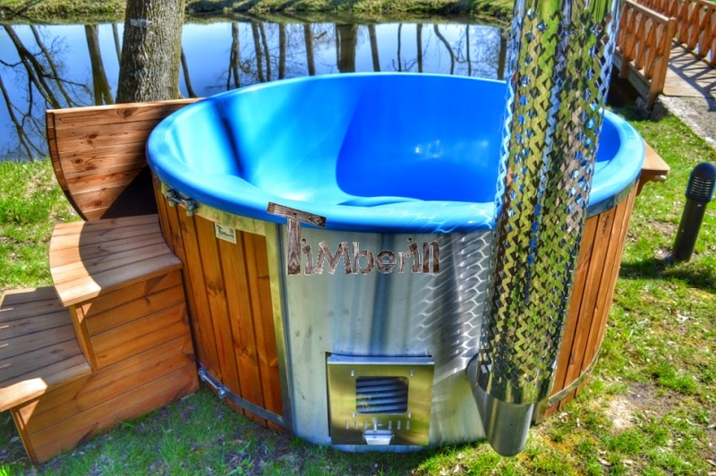 Mb timberin - Whirlpool mit holzheizung ...