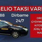 Almanto Vygelio individuali taksi veikla fotografia