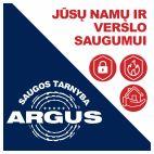 "公司照片 Saugos tarnyba ""Argus"""