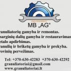 """MB """"Aukštaitijos granuliatoriai"""" nuotrauka"""