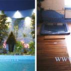 Baseinai ir fontanai nuotrauka