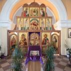 cerkvėje gimimo kristaus