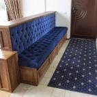 Manufacture of furniture - designed by
