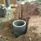 vandens gręžinių montavimas
