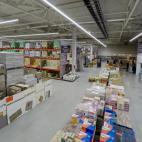 Įmonės Hansa plytelių turgus nuotraukos