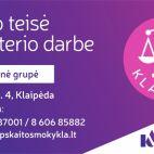Klaipėdos apskaitos mokykla