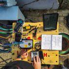 įrengimas tinklų priežiūra
