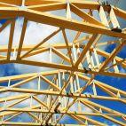 konstrukcijų medinių tiekimas