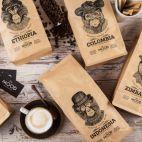 Didmeninė bei mažmeninė prekyba kava