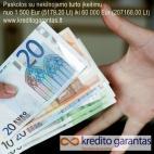 Foto Kredito garantas (302667426)