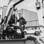 公司照片 Kurt Koenig statybinės mašinos, UAB