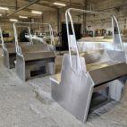 -Aliuminių katerių gamyba -Suvirinimo