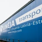 LINĖJA transport tableau