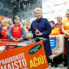 "Charitable foundation Lithuanian ""Food"