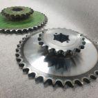 Mechaniniai komponentai nuotrauka