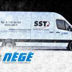 UAB NĖGĖ logistics company provides