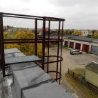 montavimas stogo tvorelės