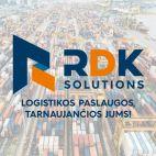 krovinių solutions logistikos