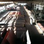gamykla mašinų metalo