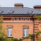 Suomiškos plieninės stogų dangos: