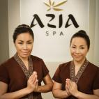 Azia Spa masažo namuose, SPA centre