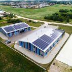 Saulės elektrinių inžinerija ir ranga nuotrauka