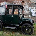 """Senovinių automobilių asociacija SAA """"Seni kibirai"""" nuotrauka"""