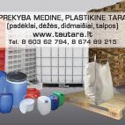 200ltr.120ltr plastikinės dėžes