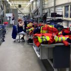Zdjęcia firmy Elis Textile Service