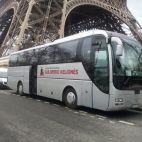 Аренда автобусов для поездок за границу