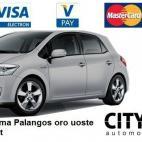 CityMotors - Dirbame automobilių nuomos