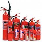 Fire safety Types of Fire Extinguishers
