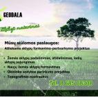 Įmonės Geodala nuotraukos