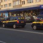 Taksi paslaugos. Malonus, greitas ir