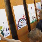 Vaikų kūrybiškumo lavinimo studija