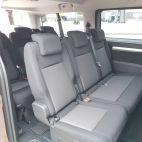Naujo mikroautobuso nuoma. Toyota