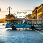 Vilniaus viešasis transportas tableau
