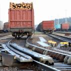 geležinkelio infrastruktūros kelių
