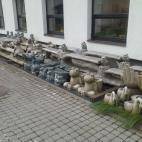 akmens granito paminklų