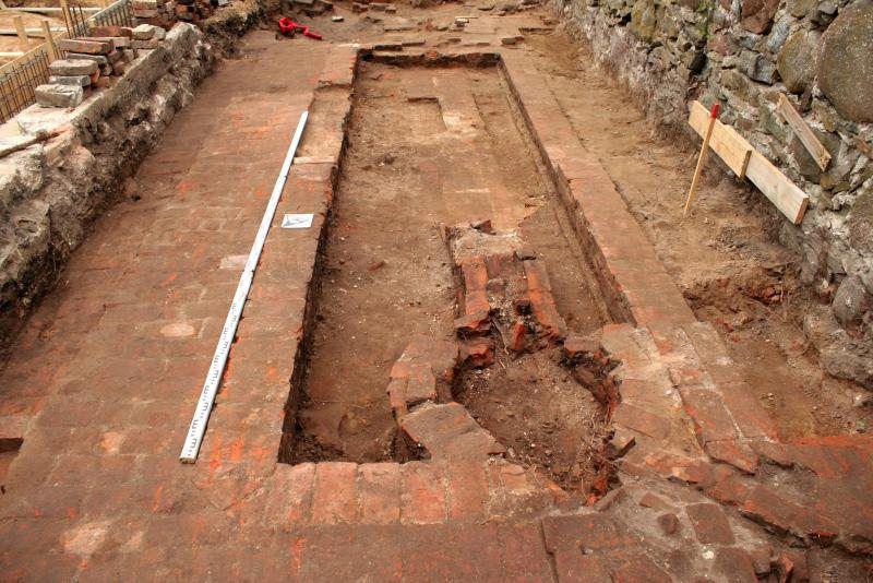 prekybos sistemos archeologija