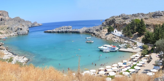 Ora In Sala.Orai Rodo Saloje Graikijoje Savaitės Orų Prognozė